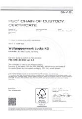 FSC-Zertifikat 3.0