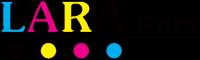 Logo der Lara Print GmbH